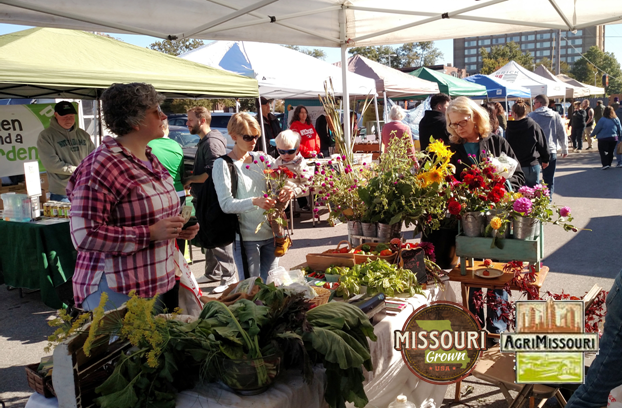 Announcing the U City Farmers Market Season