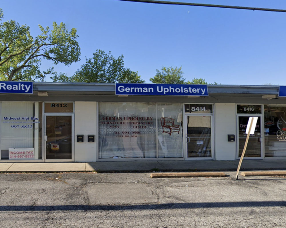 German Upholstery