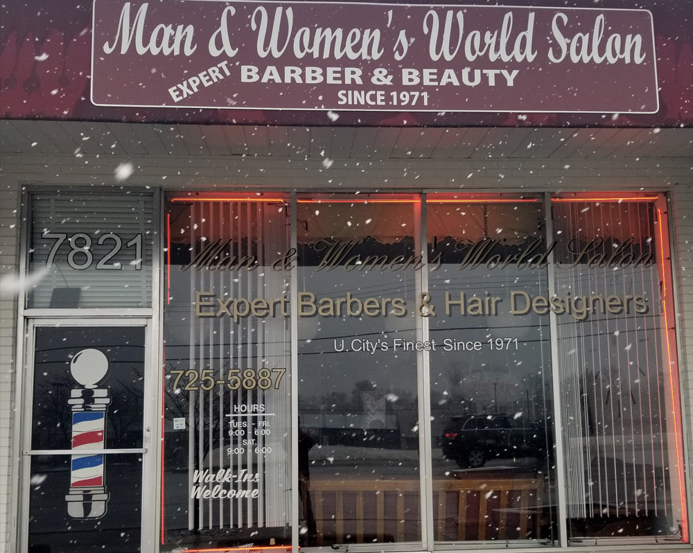 Man & Women's World Salon