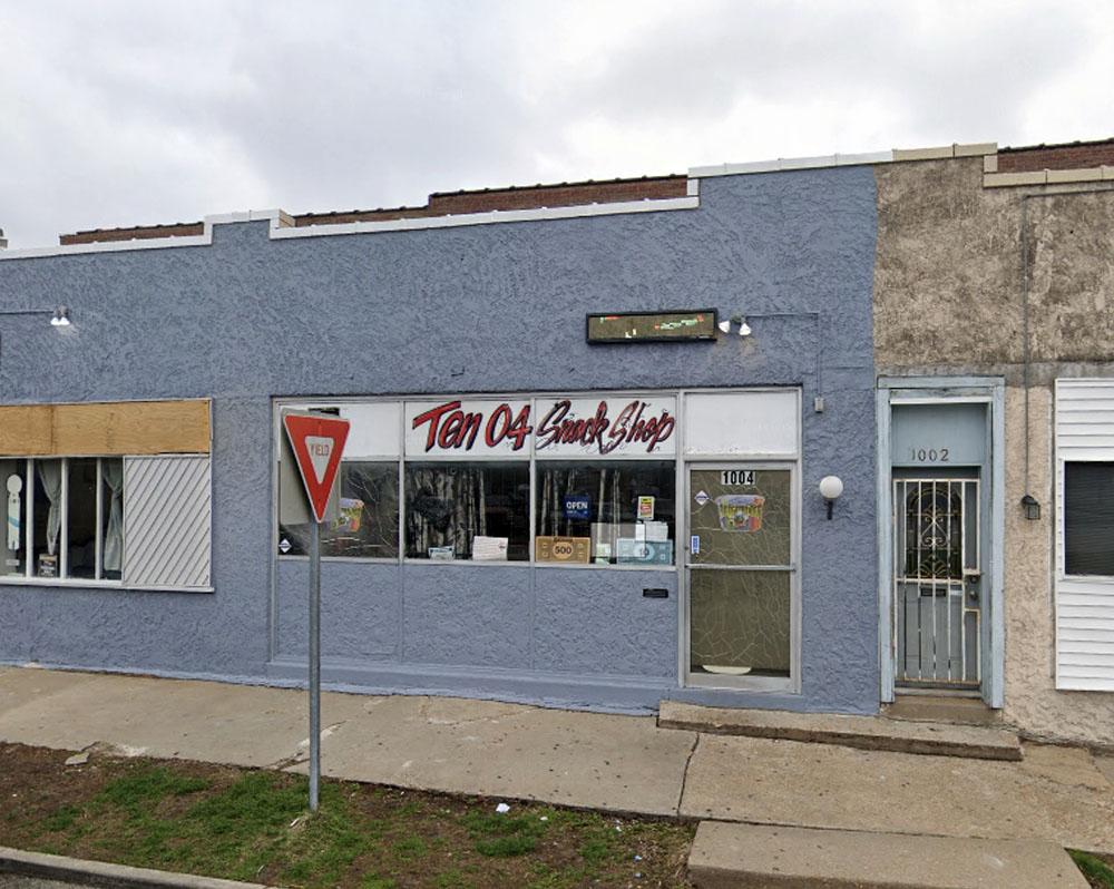 Ten 04 Snack Shop