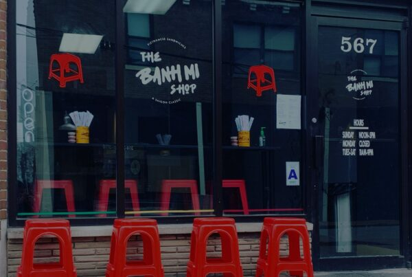 The Banh Mi Shop