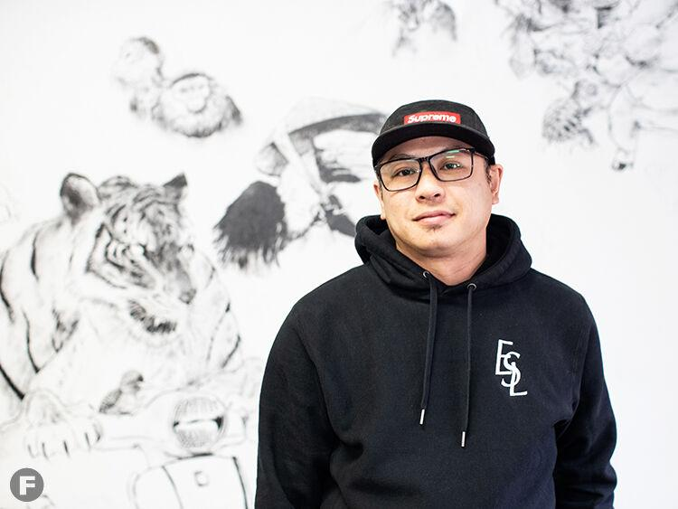 Jimmy Trinh of The Banh Mi Shop