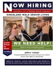 Kingsland Walk Senior Living