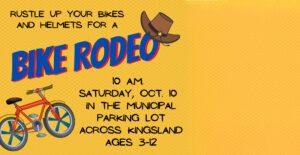 Bike Rodeo U. City