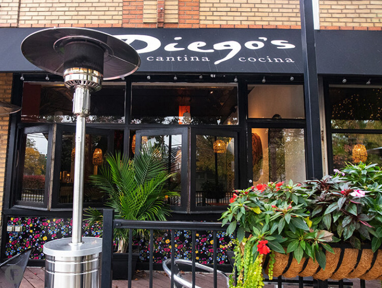 Diego's, From the Team Behind Frida's, Now Serving Mexican Fare in University City