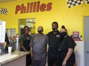 Phillies Staff