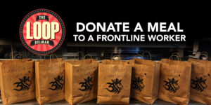 The Loop Gives Back to Frontline Workers