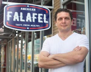 Mohammed Qadadeh - American Falafel