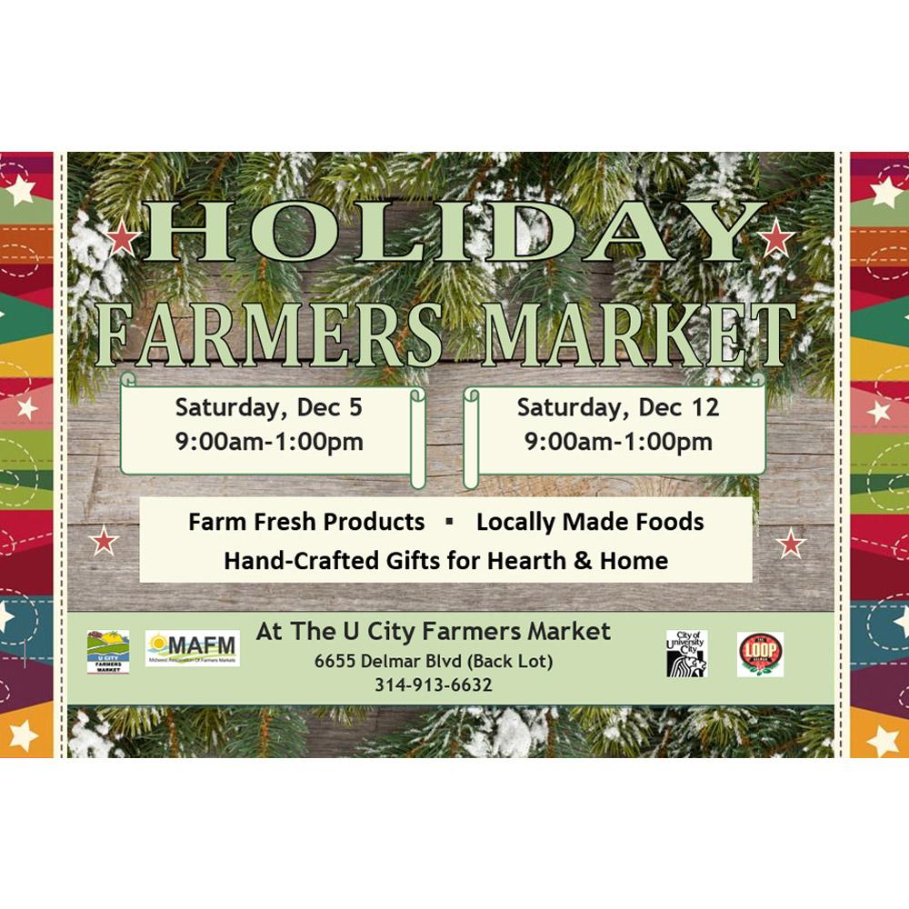 U City Farmers Market