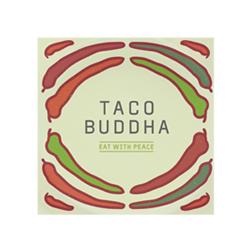 Taco Buddha Logo
