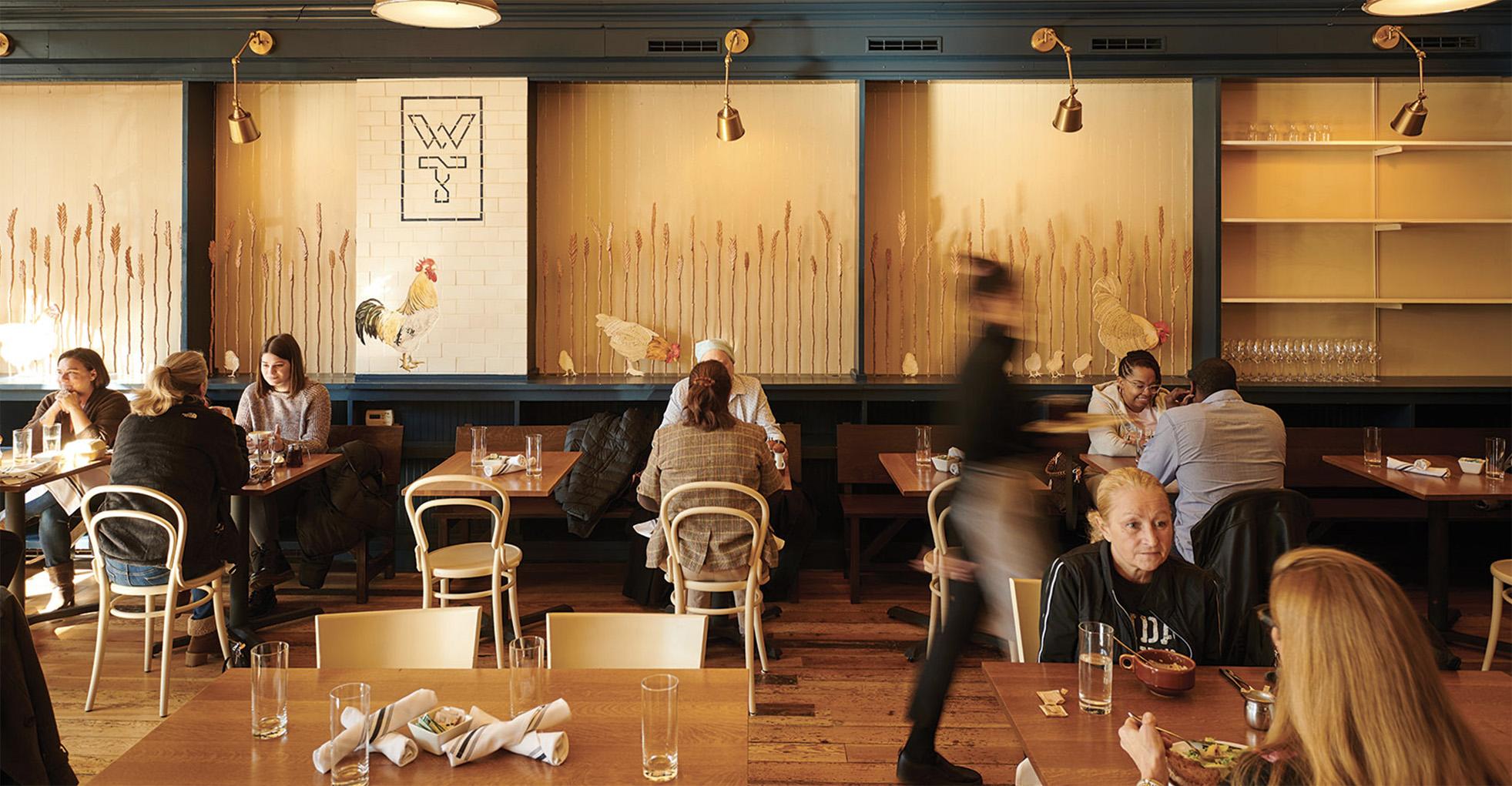2020 Best New Restaurants // No. 6 Winslow's Table