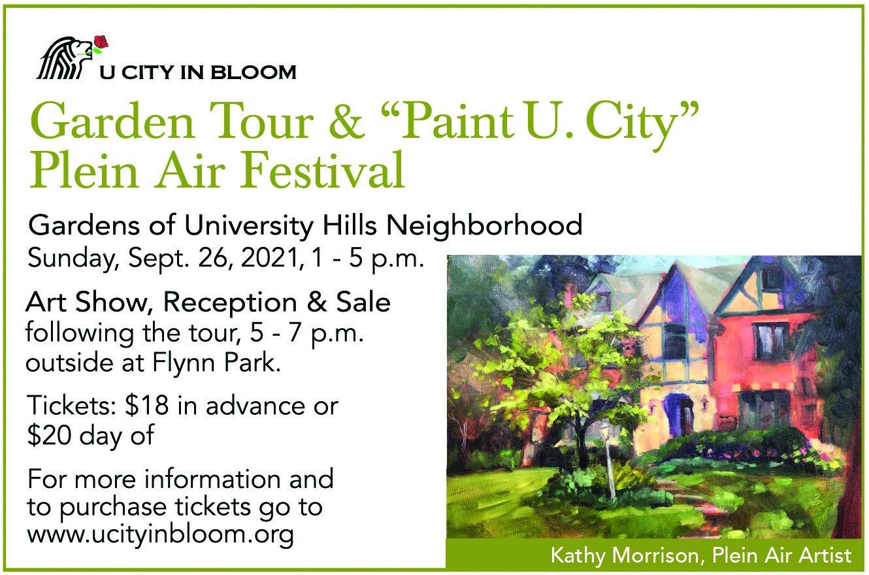 Garden Tour &