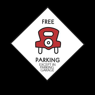 Free Parking - U City Loop