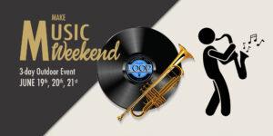 Make Music Weekend